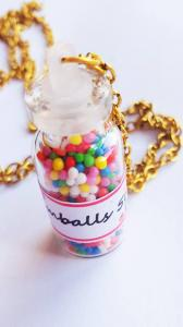 Gumball Necklace